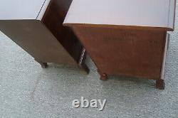 62051 Pair Quality KLING Nightstand End Table Stands