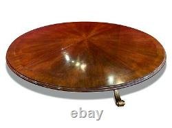 9ft VERY FAMOUS & THE LARGEST CIRCULAR TABLE WE HAVE SEEN OR WORKED ON