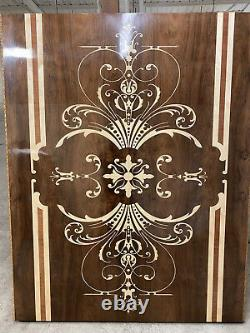 CMC Amazing World class Louis XVI style dining table set range, 8ft to 20ft plus