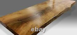 CMC Designs Solid wood table range in Oak, Walnut, Elm, Ash, 6ft to 20ft plus