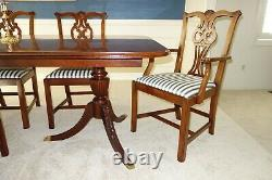 Chippendale Dining Table & Chairs