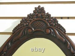 F47747EC/46EC Ball & Claw Marble Top Console Table w. Mirror