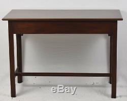 KITTINGER Colonial Williamsburg Chippendale Desk Dressing Table WA 1004