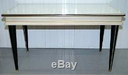 UMBERTO MASCAGNI 1950s CREDENZA DINING TABLE/CHAIRS SIDEBOARD ALSO AVAILABLE