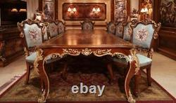 World Class Grand Dining Tables & Chairs, In Various Sizes & Style Available