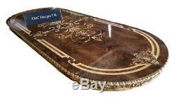 World class Opulent Louis XVI style dining table set range, 8ft to 20ft plus