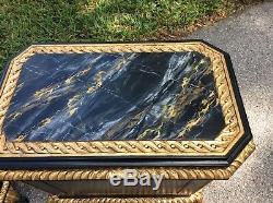 1 De 2 Maitland Smith Chippendale Tables De Stockage Des Armoires Cellarette