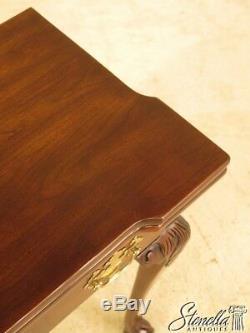 41485 Table À Cartes Sur Pattes Griffonnées Oxford, Collection Privée Statton