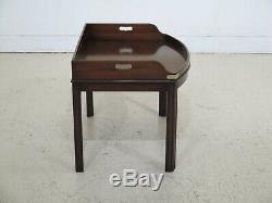 46943ec Kittinger Colonial Williamsburg Wa-1042 Chippendale Table Basse