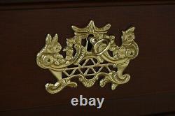 50439ec Kindel Winterthur Collection Ball & Claw Acajou Lowboy