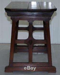 A. W. N Pugin, Bureau De Table À Écritures De La Renaissance Gothique Fabriqué En Angleterre Vers 1780