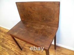 Antique 1750 Chippendale Card Table Noyer