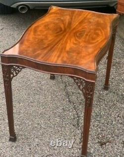 Baker Stately Homes Of England And Scotland Collection Marlborough Table À Thé