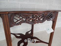 Baker Table D'appoint Pembroke De Style Chippendale Collection Historique De Charleston