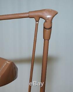Belle Lampe De Table Articulée Dazor Moderne Vintage Du Siècle Moderne Numéro De Modèle P2324
