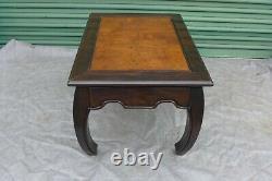 Chin Hua Ming Table D'extrémité Table D'appoint De La Chinerie Vintage Raymond Sabota Century