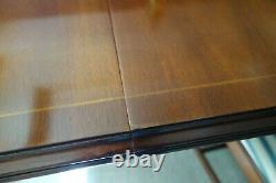 Chippendale Table À Manger Et Chaises