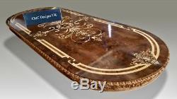 Classe Mondiale Opulent Style Louis XVI À Manger Gamme De Set De Table, À Plus De 8 Pi 20ft