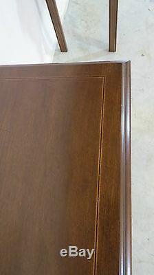 Console Console Fancher Chippendale Mahogany Server