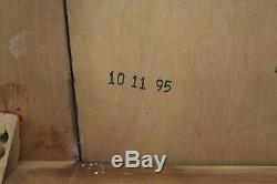 Hickory Chair Chippendale Ball Dans Claw Fasciée Acajou Table À Manger