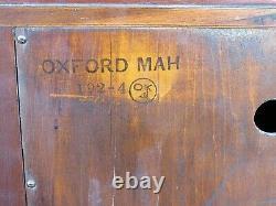 La Meilleure Paire De Tables Chippendale En Acajou D'oxford De Kindel Estimées Des Années 1940