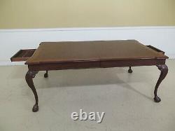 Lf48224ec Henredon Rittenhouse Square Collection Clawfoot Table De La Salle À Manger