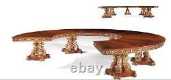 Magnifique CMC Designs Louis XVI Gamme De Table À Manger De Style, 8ft À 20ft Plus