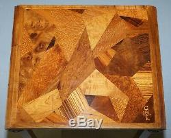 Nest Extrêmement Rare D'emile Galle Vers 1900 Tableaux Bois Specimen Art Nouveau