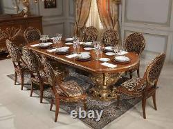 Salle À Manger De Classe Mondiale Du Grand Tables Et Chaises, En Différentes Tailles Et Style Disponibles