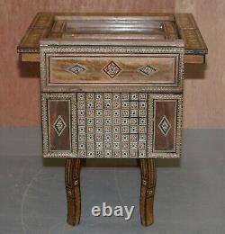 Table De Cartes De Backgammon À Haute Collection Vers 1910 À Damas