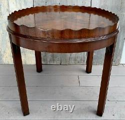 Vintage Councill Chippendale Flame Mahogany Floral Inlaid Coffee Side Table 70s Vintage Councill Chippendale Flame Mahogany Floral Inlaid Coffee Side Table 70s Vintage Councill Chippendale Flame Mahogany Floral Inlaid Coffee Side Table 70s Vintage Council