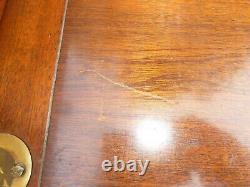 Vintage MCM MID Century Baker Furniture Butler's Drop Side Table Basse