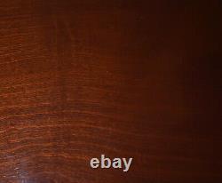 Walnut Chippendale Rectangular Table Server Par Banks Coldstone Company